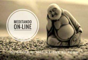 Meditando on-line - La Terra di Mezzo - Formazione Massaggi Aosta