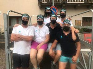 team baroli- La Terra di Mezzo - Formazione Massaggi Aosta